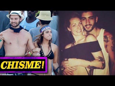 Zayn Malik Infiel a Perrie Edwards y Miley Cyrus Termina con Patrick Schwarzenegger