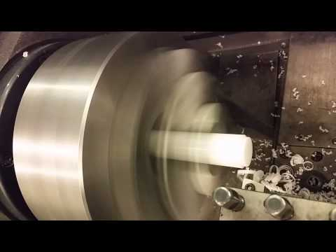 USGS RIngs   Lathe Operation