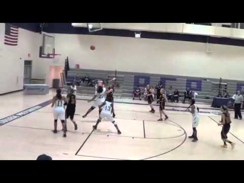 Game film - Kayla Shaw (32 Pts) vs Horizon Christian Academy - 09/21/2014