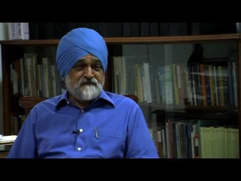 Montek Singh Ahluwalia - Should Cultures Dialogue More or Less?