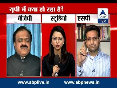 ABP News debate: What is happening in Uttar Pradesh?