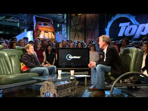 TOP GEAR Sebastian Vettel Interview + Lap + Behind the Scenes FULL HD