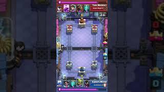 simple revenge in clash royale arena 11