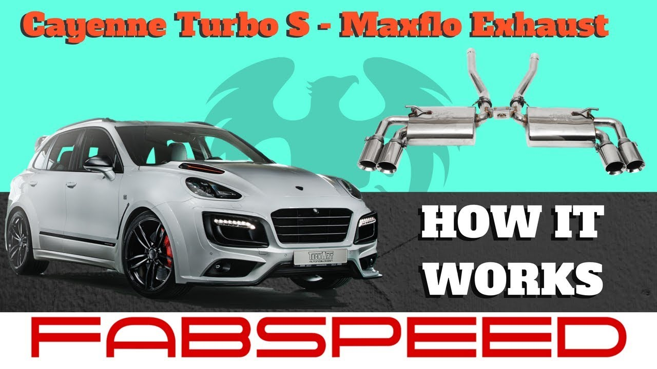 Porsche Cayenne Turbo s With