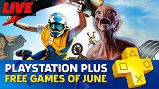 Free Playstation Plus Games June 2018 Live   XCOM 2, Trials Fusion