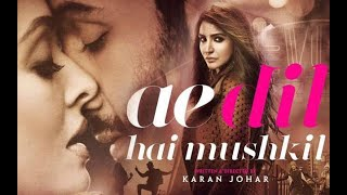 Ae dil hai mushkil - sub español (audio de Sony Music India)
