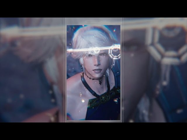 Mevius Final Fantasy First Look Trailer