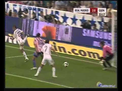Hat-trick Rafael Van der Vaart