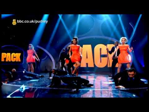 Girls Aloud - Something New (Live Children in Need 2012)