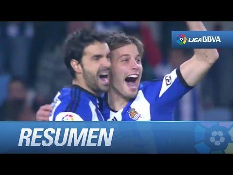 Resumen de Real Sociedad (1-0) FC Barcelona - HD