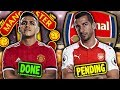 Henrikh Mkhitaryan and Alexis Sanchez Close To Straight Swap Deal?! | Transfer Talk