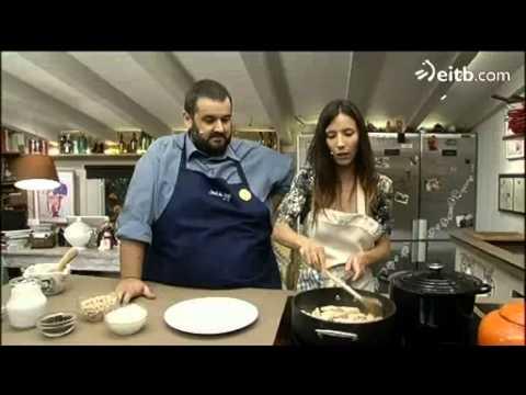 Pollo al curry con arroz de la mano de Barbara Goenaga en 'Robin Food'