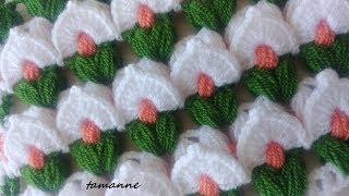 Zambak Çiçeği Lif Modeli