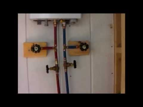 Building our tiny house plumbing part 1 youtube for House plumbing