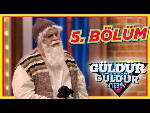 Güldür Güldür Show 5. Bölüm Tek Parça Full HD