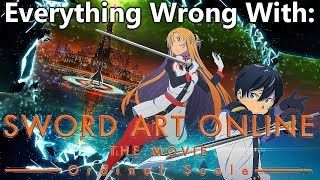 Everything Wrong With: Sword Art Online: Ordinal Scale