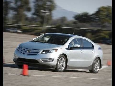 First Drive: 2011 Chevy Volt