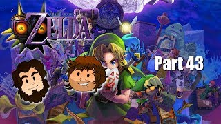The Legend of Zelda: Majora's Mask Part 43: Stone Tower Temple P.2 | Pals Play Games