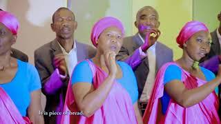 SI BYIZA GUCUMUZWA N'AKAMANYU K'UMUTSIMA BY SINAI CHOIR ADEPR KAMASHASHI ALBUM I VIDEO 2018