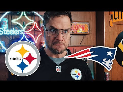 Dad Reacts to Steelers vs Patriots (Week 15)