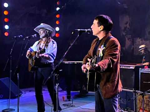 Paul Simon with Willie Nelson - Graceland (Live at Farm Aid 1992)