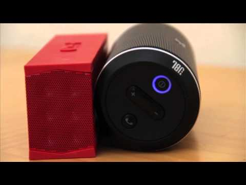 JBL Flip Portable Speaker REVIEW