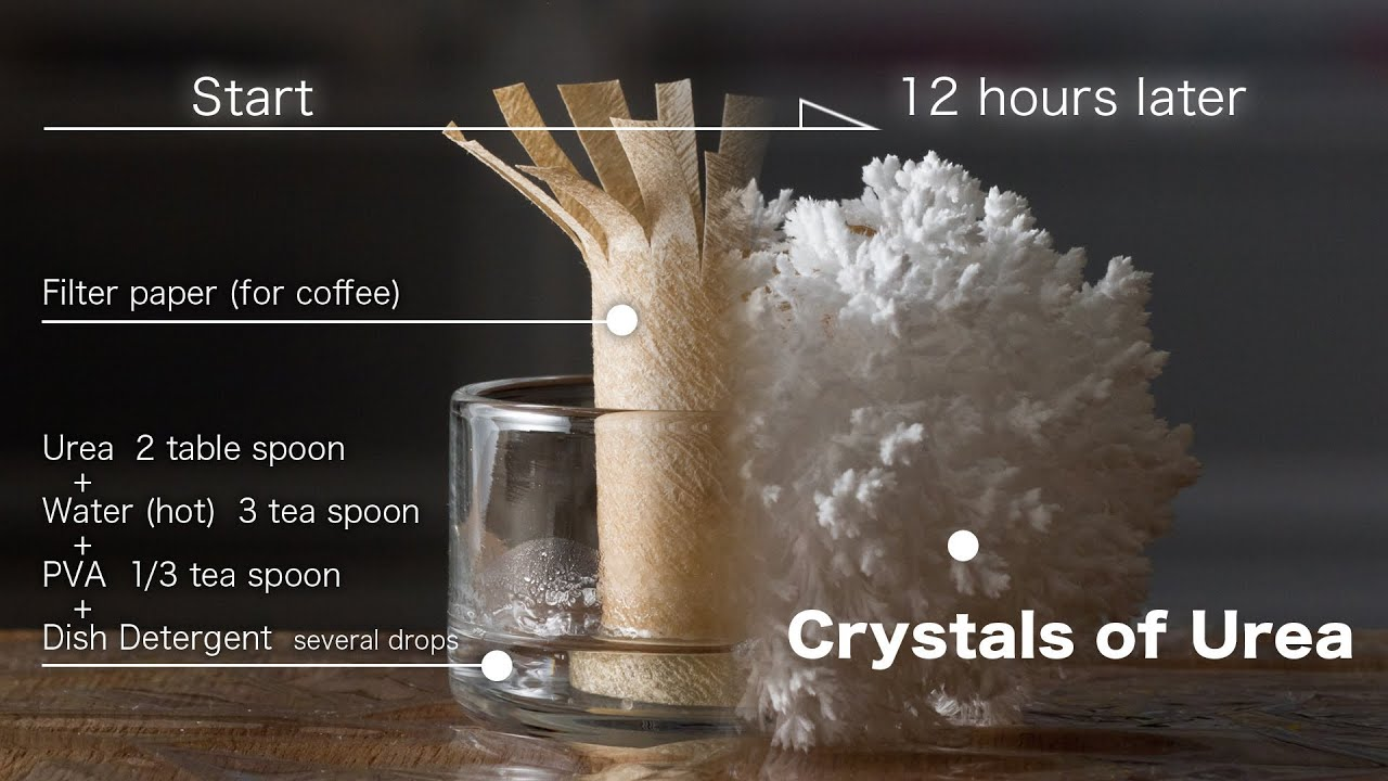 how to grow crystals in seconds