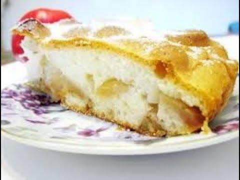 технологии яблочный пирог с растительным маслом несмотря заурядный