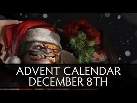 Dota 2 Advent Calendar December 8th