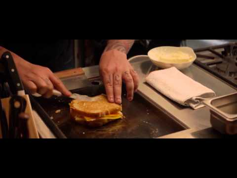 The movie Chef changed the way I make grilled cheese
