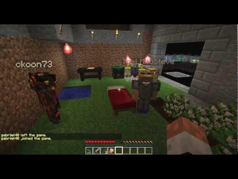 Voltz World War Minecraft Ep. 01: The LMNONation GOES TO WAR