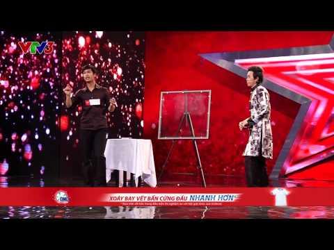 Giám khảo Hoài Linh bị đọc suy nghĩ tại Vietnam's Got Talent 2014
