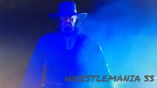Wrestlemania 33 Undertaker Vs Roman reigns