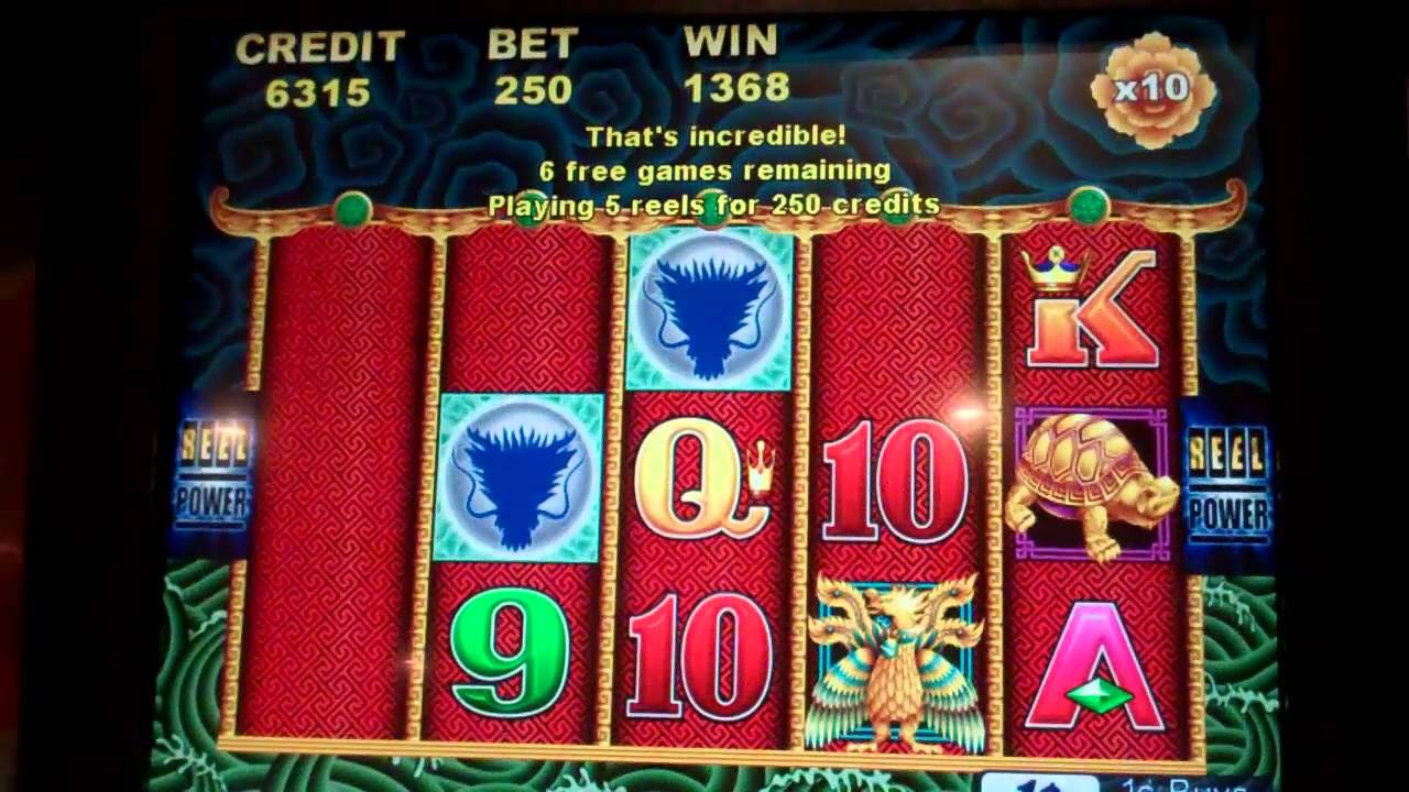 5 dragons slot machine max bet wins