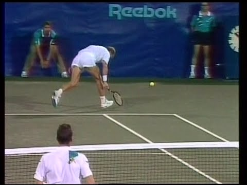 HOW TO SAVE 4 MATCH POINTS by Ivan Lendl