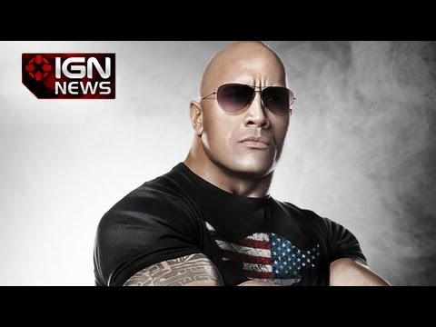 IGN News - The Rock Wants to Play a Marvel Hero