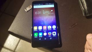 Unboxing Huawei Copper Plus Ascend XT 6 inch HD Screen 2GB RAM
