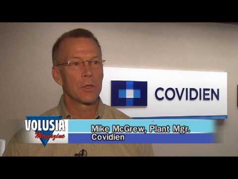 Business Beat (November 2013): Covidien 50th Anniversary