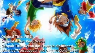 FIRE! [German Duett]