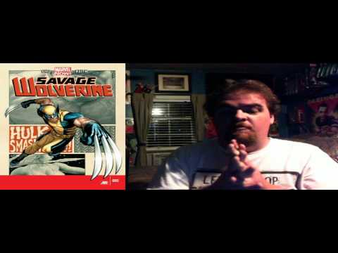 Blugoblin Reviews Savage Wolverine #5