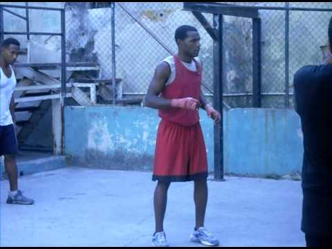 Cuban Boxing instruction 1