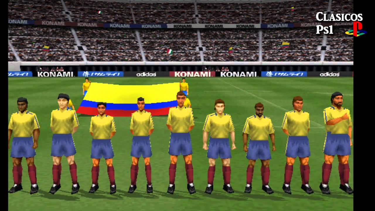 Winning Eleven 2002 Ps1 Winning Eleven 2002