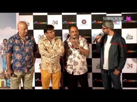 Akshay Kumar-Lisa Haydon starrer 'The Shaukeens' trailer launch