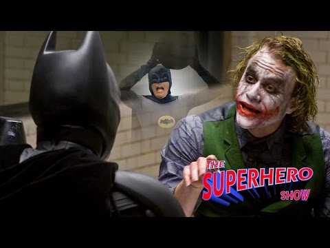 6 Essential Batman Movie Moments - The Superhero Show