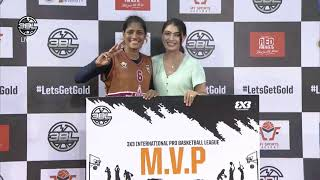 LIVE Round 3 action from the Women's League - 3BL Season 2, 2019