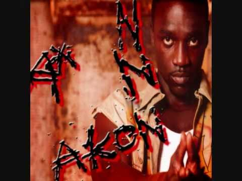 Akon - Keep Up  HD  2011