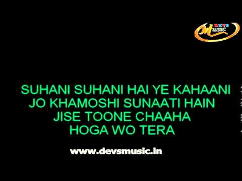 shaam karaoke film aisha www.devsmusic.in Devs Music Academy