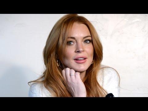Lindsay Lohan Announces Inconceivable Movie at Sundance! WATCH!
