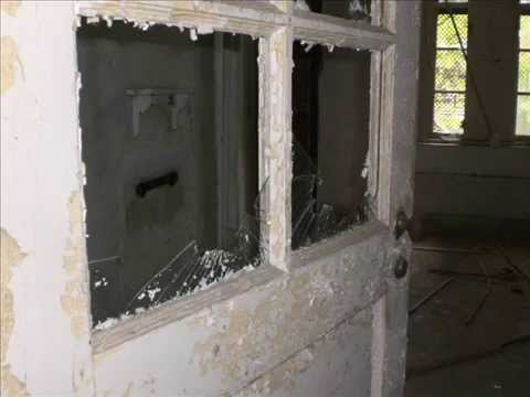 Insane Asylum (Mental Hospital) in Athens Ohio - TB Ward at the Ridges Video