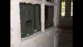 Insane Asylum (Mental Hospital) in Athens Ohio - TB Ward at the Ridges